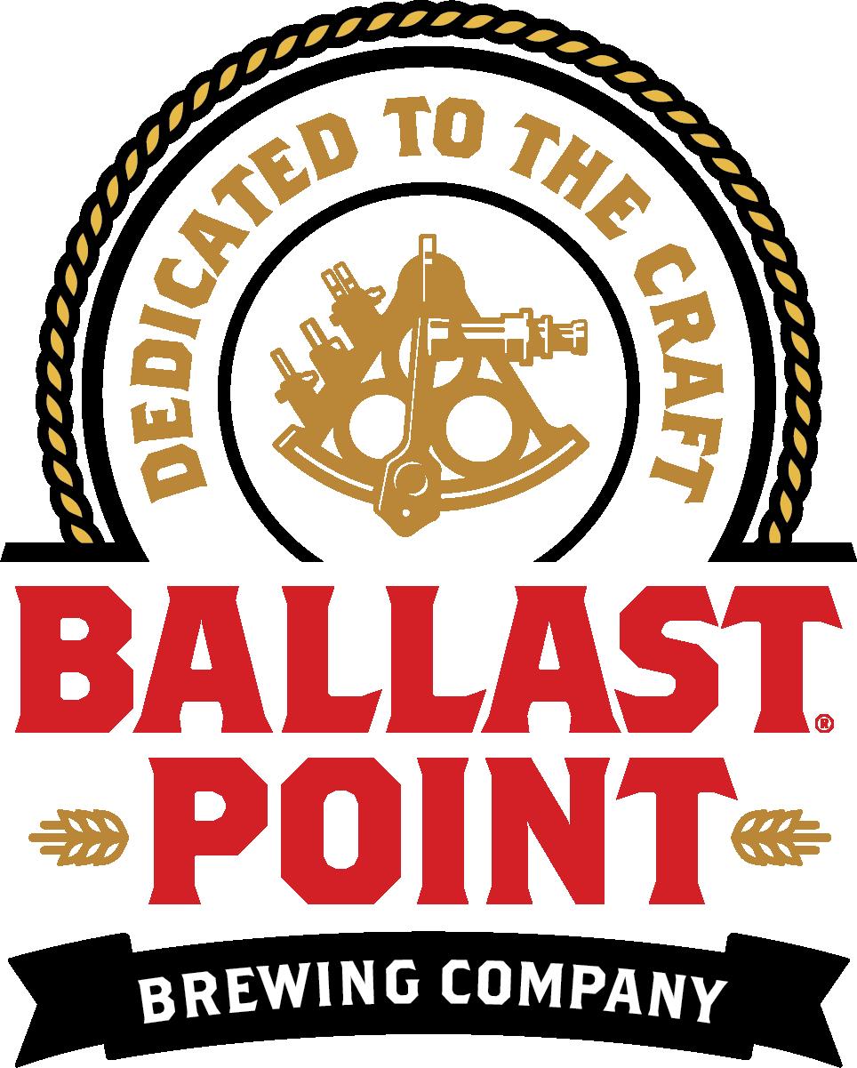 ballast point brewing yoga logo