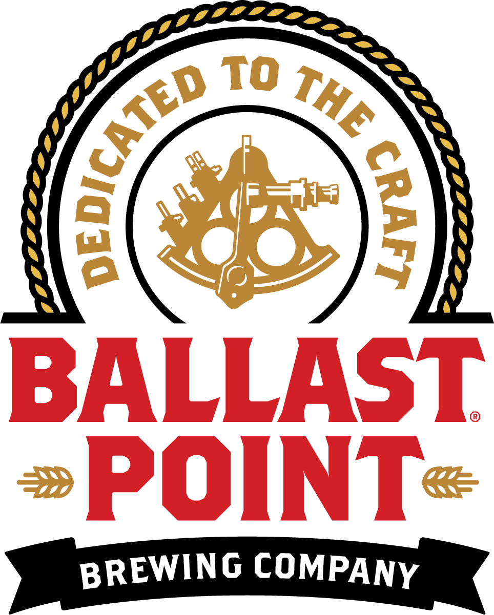 ballast point brewing yoga logo